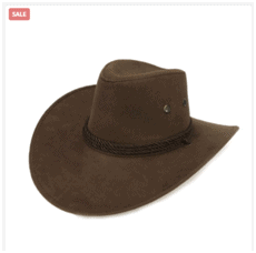Try Out Amazing Cowboy Hats For Your Holidays
